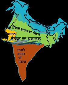 ਭਾਰਤ ਮੈਦਾਨ