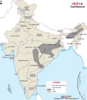 coal land